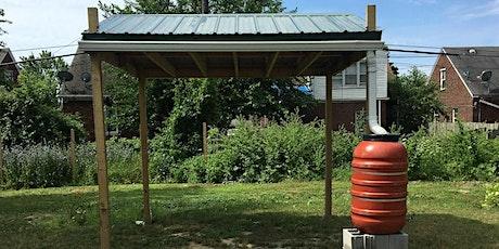 WWL Workshop Series: Water Catchment + Irrigation tickets