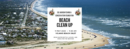 Beach Clean Up: Vilano Beach Inlet
