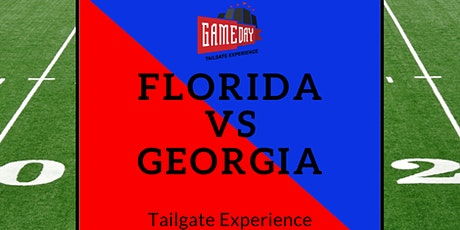 Gameday Tailgate Experience: All-Inclusive UF vs UGA Tailgate Experience  tickets