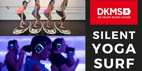 DKMS CHARITY FITNESS SURF & YOGA WORKOUT tickets