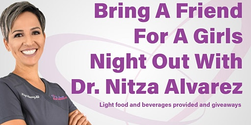 Girls Night Out with Dr. Nitza Alvarez - A Heart Health Month Event