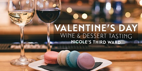 Valentine's Day Wine & Dessert Tasting tickets