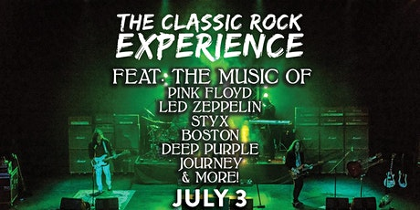 Classic Rock Experience tickets