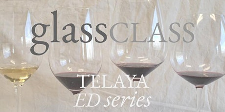 3/18 Telaya Ed - the glass class tickets