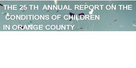 2019 Conditions of Children Report- Whole School, Whole Community, Whole Child Community Forum tickets