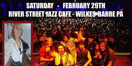 AC/DC Tribute Halfway To Hell at River Street Jazz Cafe in Wilkes-Barre PA tickets