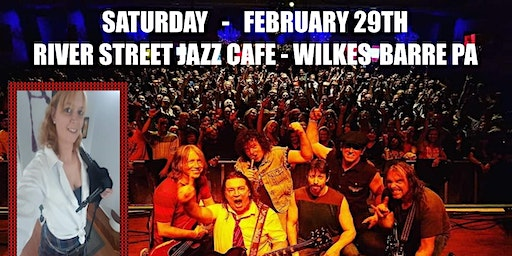 AC/DC Tribute Halfway To Hell at River Street Jazz Cafe in Wilkes-Barre PA