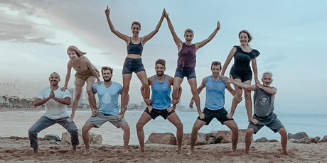 4 Days Yoga Fly and Beach Fun in Cascais, Portugal (July 2020) bilhetes