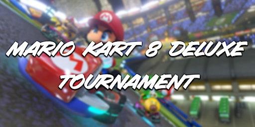 MCTV Mario Kart 8 Deluxe Tournament