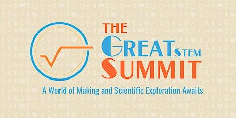 Great STEM Summit tickets