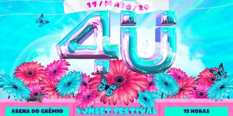4Ü Sunset Festival tickets