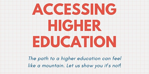 Lunch & Learn: Accessing Higher Education
