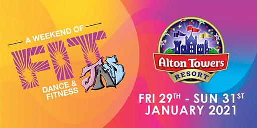 Fit JAM 2021 - Alton Towers
