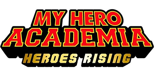 My Hero Academia Heroes Rising Employee Friends and Family Screening