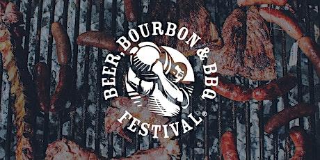 Beer, Bourbon & BBQ Festival - Timonium tickets