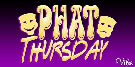 Phat Thursday W/ IHeart Radio DJ JaySavi tickets