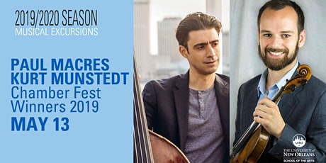 Musical Excursions: PAUL MACRES & KURT MUNSTEDT tickets