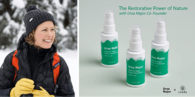 The Restorative Power of Nature with Ursa Major Co-Founder, Emily Doyle