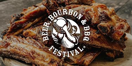 Beer, Bourbon & BBQ Festival - National Harbor tickets