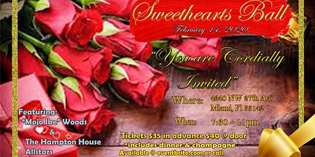 Sweethearts Ball tickets