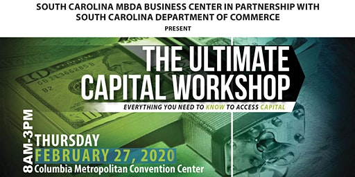 The Ultimate Capital Workshop