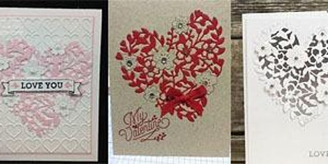 Order your Filigree Heart Valentine's Greeting Card tickets