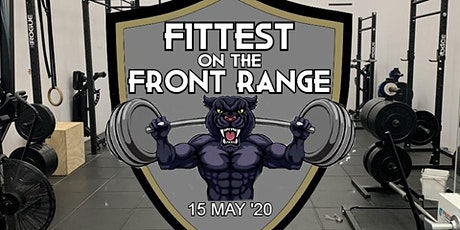 Space WOD's: Fittest on the Front Range tickets