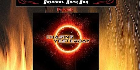 Chasing Yesterday/Crewl/Whiskey Tango Foxtrot/Dropgate tickets