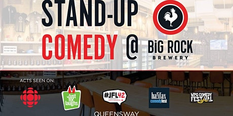 Black Sheep Comedy @ Big Rock Brewery, Etobicoke - February Edition tickets
