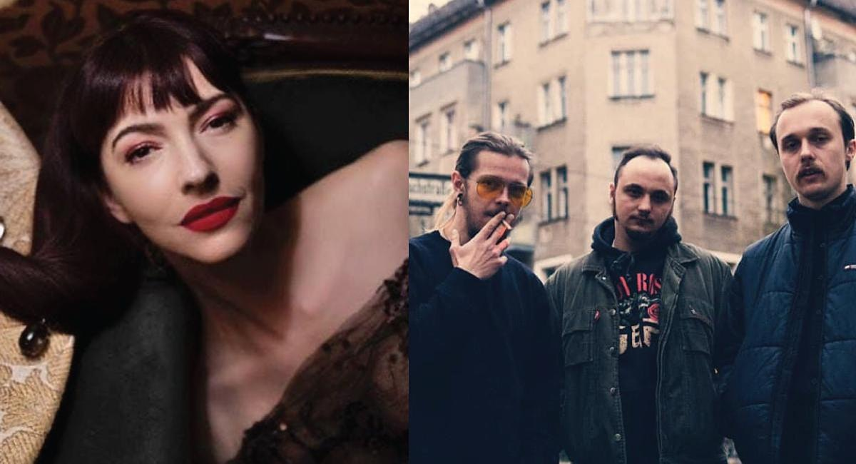 Molchat Doma + Chrysta Bell
