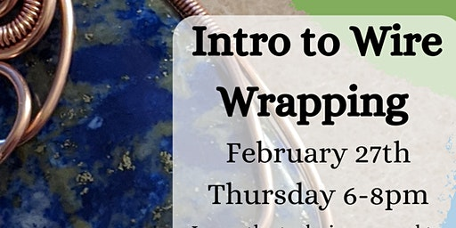 Intro to Wire Wrapping