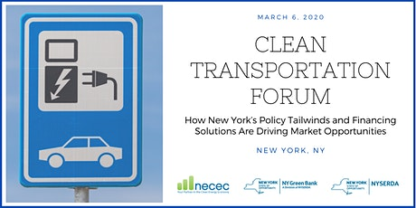 Clean Transportation Forum tickets