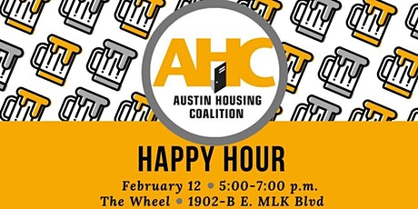 February Austin Housing Coalition Happy Hour tickets