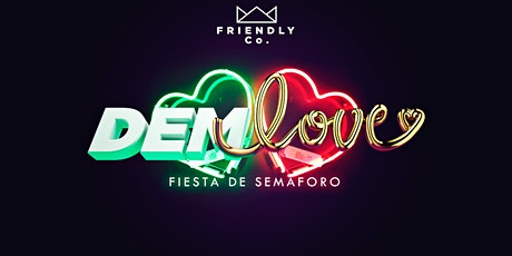 DemLove (fiesta de semáforo) entradas