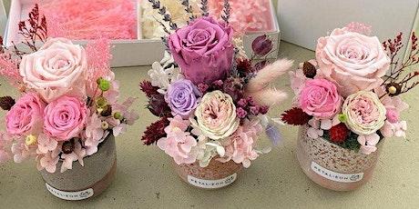 GuestJam: Eco-Friendly Floral Arrangement Workshop with Petal + Eon tickets