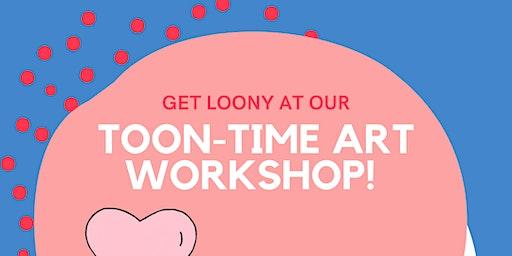 Toon-Time Art Workshop