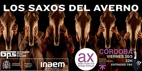 Los Saxos del Averno en CÓRDOBA entradas