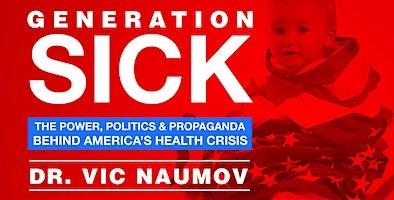 'Generation Sick' Book Signing with Vic Naumov