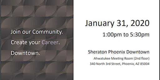 Sheraton Phoenix Downtown Career Fair