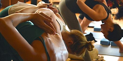Yogathon at The Arnold