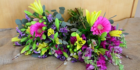 Floral Design: Mother's Day Bouquet tickets
