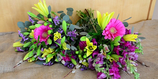 Floral Design: Mother's Day Bouquet