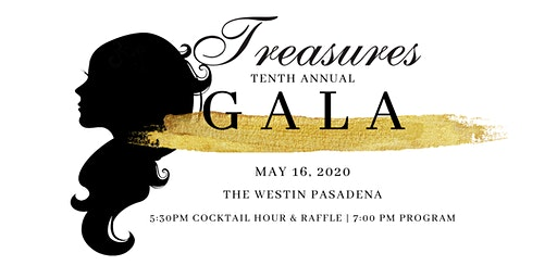 Treasures 10th Annual Gala
