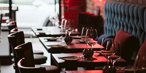 Salt & Brick x River Stone Wine Dinner