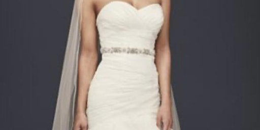 Sample Wedding Dress Sale