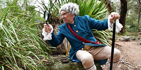 ON HOLD: Sir Joseph Banks Tour (250th Commemorative Tour) tickets