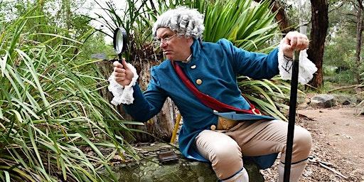 Sir Joseph Banks Tour (250th Commemorative Tour)