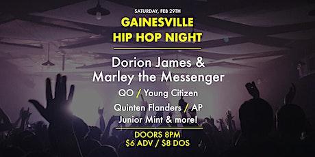 Gainesville Hip Hop Night tickets