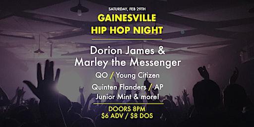 Gainesville Hip Hop Night