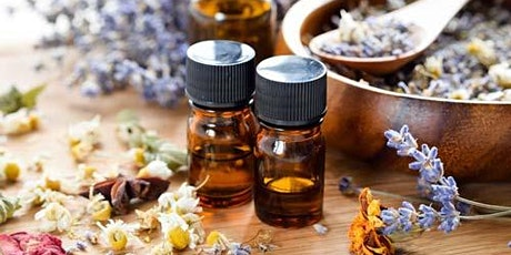 Getting Started with Essential Oils for Natural Health - COBHAM tickets